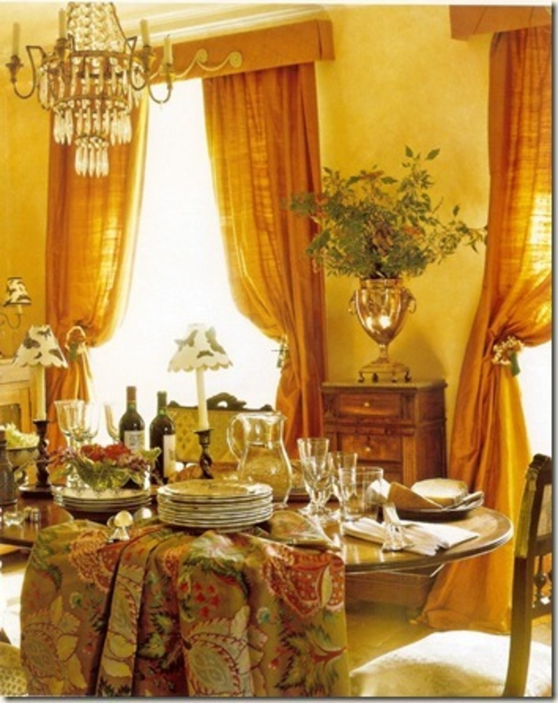 French Country Decor Kitchen - Design On Vine