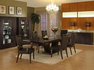 How To Decorate Dining Room Walls TZeV