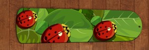 Ladybug Kitchen Decor HgCe