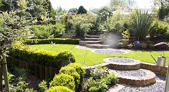 Superb Landscape Garden Design Ideas . Part 22