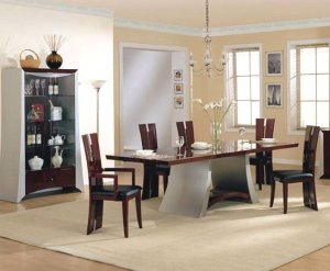 Modern Dining Room Ideas Photos QWUw