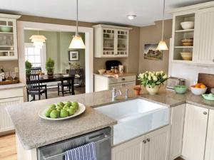 Open Kitchen To Dining Room MvQE