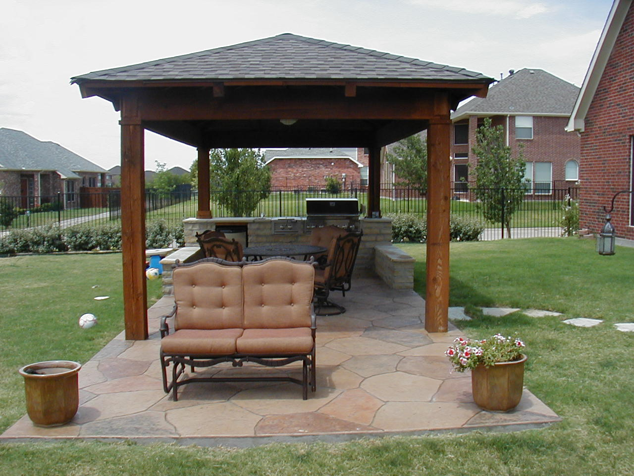 Outdoor Covered Patio Ideas - Design On Vine on Covered Patio Ideas id=64854