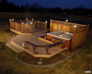 Outdoor Deck Ideas LKpI
