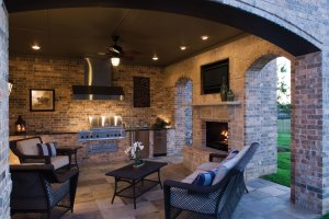 Outdoor Living Spaces Ideas SGCN