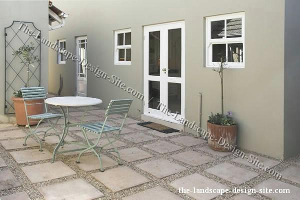outdoor patio flooring ideas - design on vine - Outdoor Patio Floor Ideas