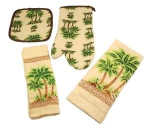 Palm Tree Kitchen Decor OTGy