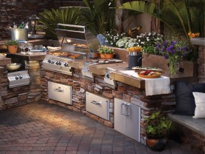 Pictures Of Outdoor Kitchens VIPR