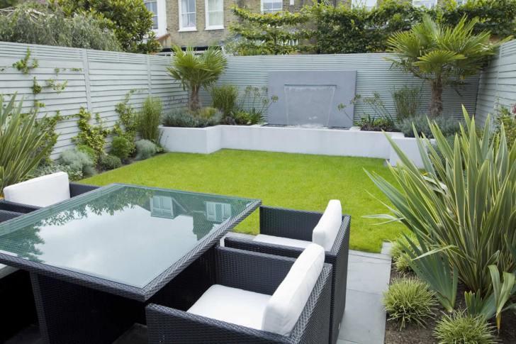 Small Home Garden Design