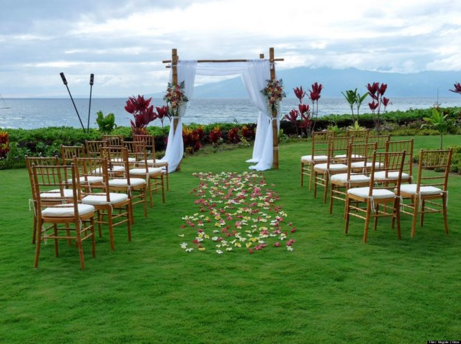 Bring Your Big Wedding Ideas To A Marriott Venue And Let Our Small Outdoor