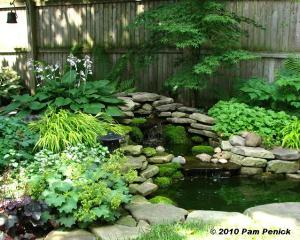 Small Shade Garden Design IRPo