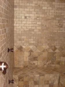 Travertine Tile Bathroom Ideas XiuK
