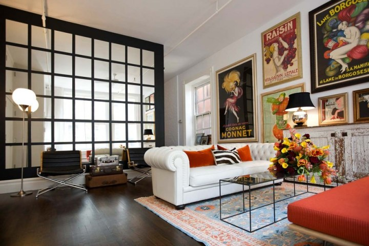 Living Room Wall Mirrors Ideas | Aecagra.org