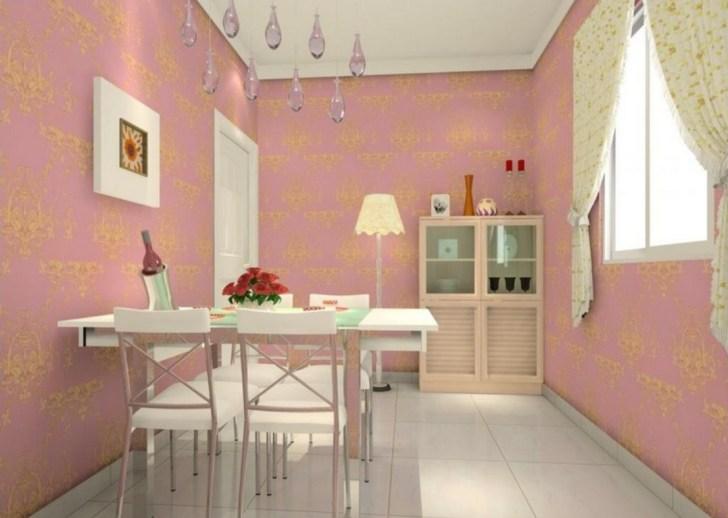 Wallpaper For Dining Room Modern