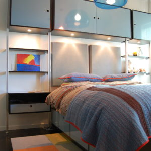 bedroom decorating ideas for 11 year old boys or girls with soft color concept