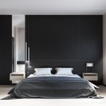 Bedroom Decoration Using Black Item
