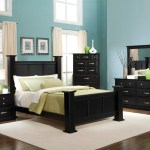 Bedroom Decorating Ideas Using Black Concept