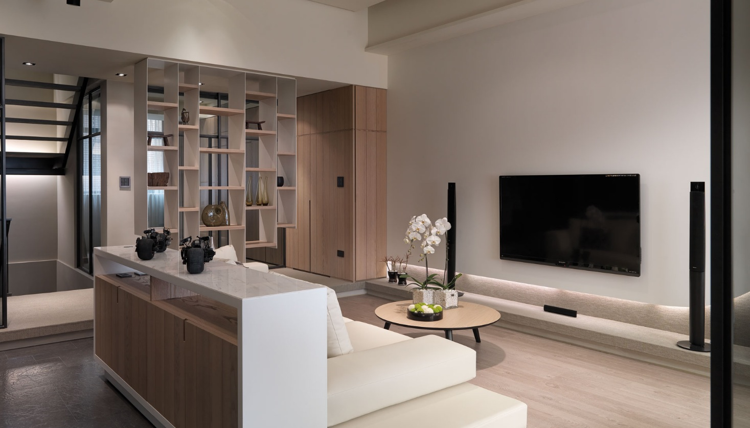 contemporary modern living room ideas