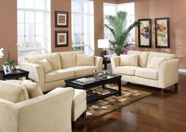 designing a living room