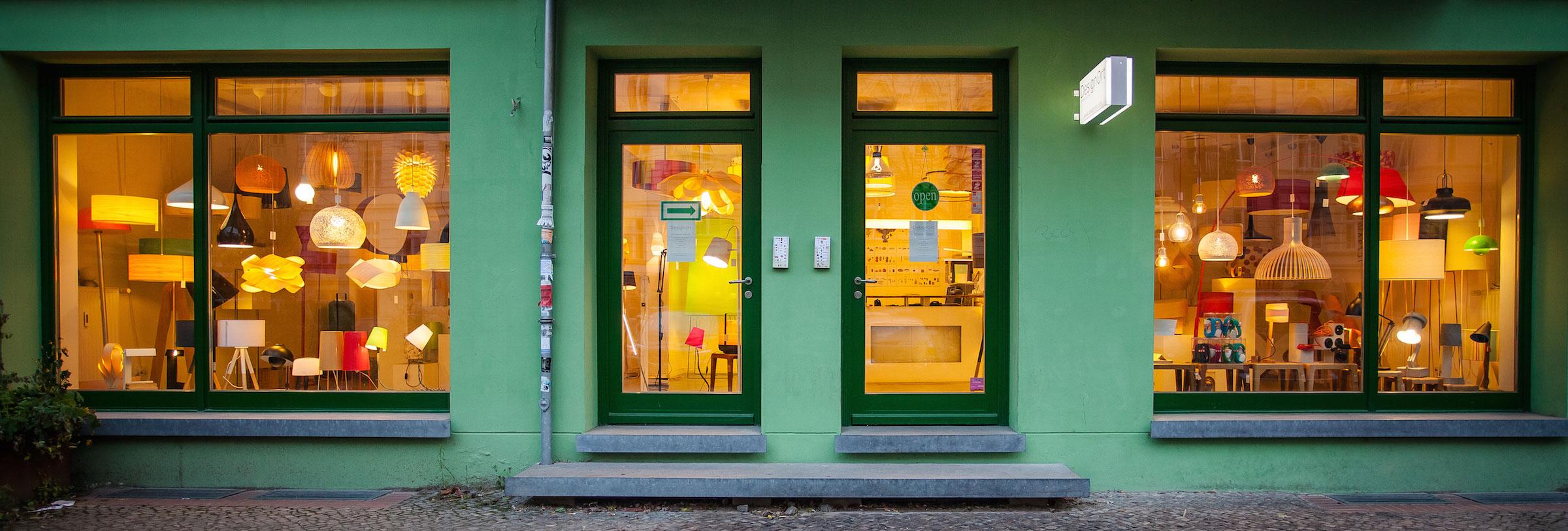 Designort Showroom Berlin