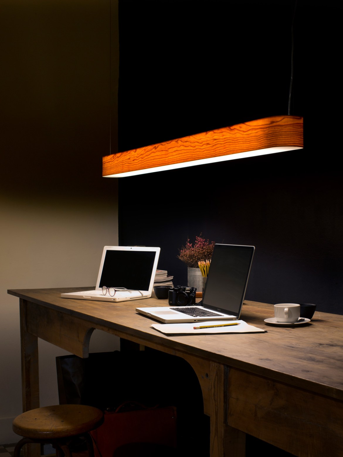 DesignOrt BLog: Lucifer Lamps I-Club Slim LED Kirsche