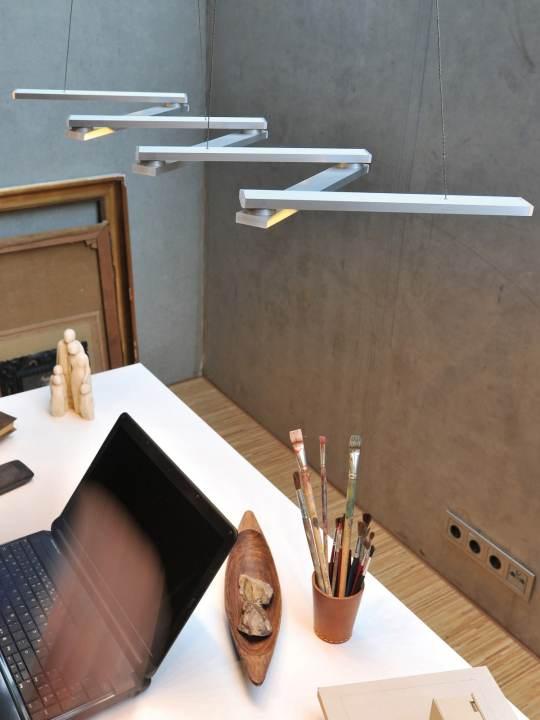 Pendellampe Nastro von BYOK DesignOrt Onlineshop Lampen & Leuchten