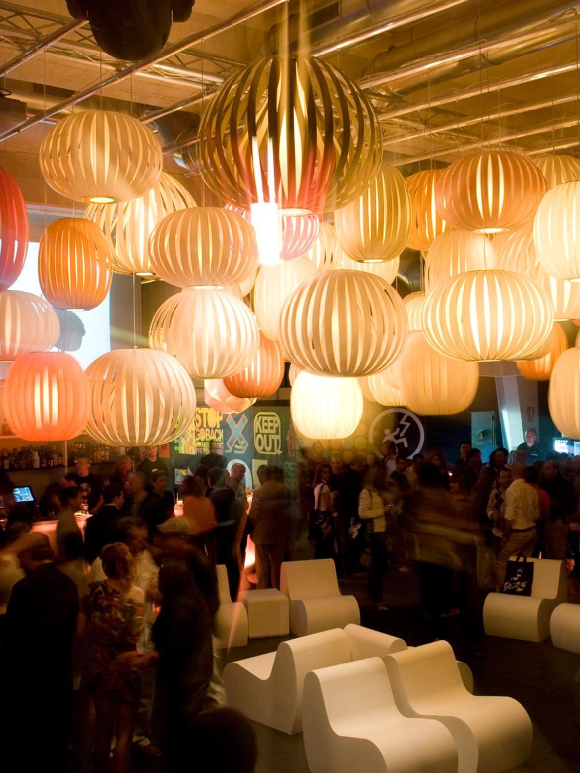 Designort Blog: Gastronomiebeleuchtung von LZF Pod & Poppy