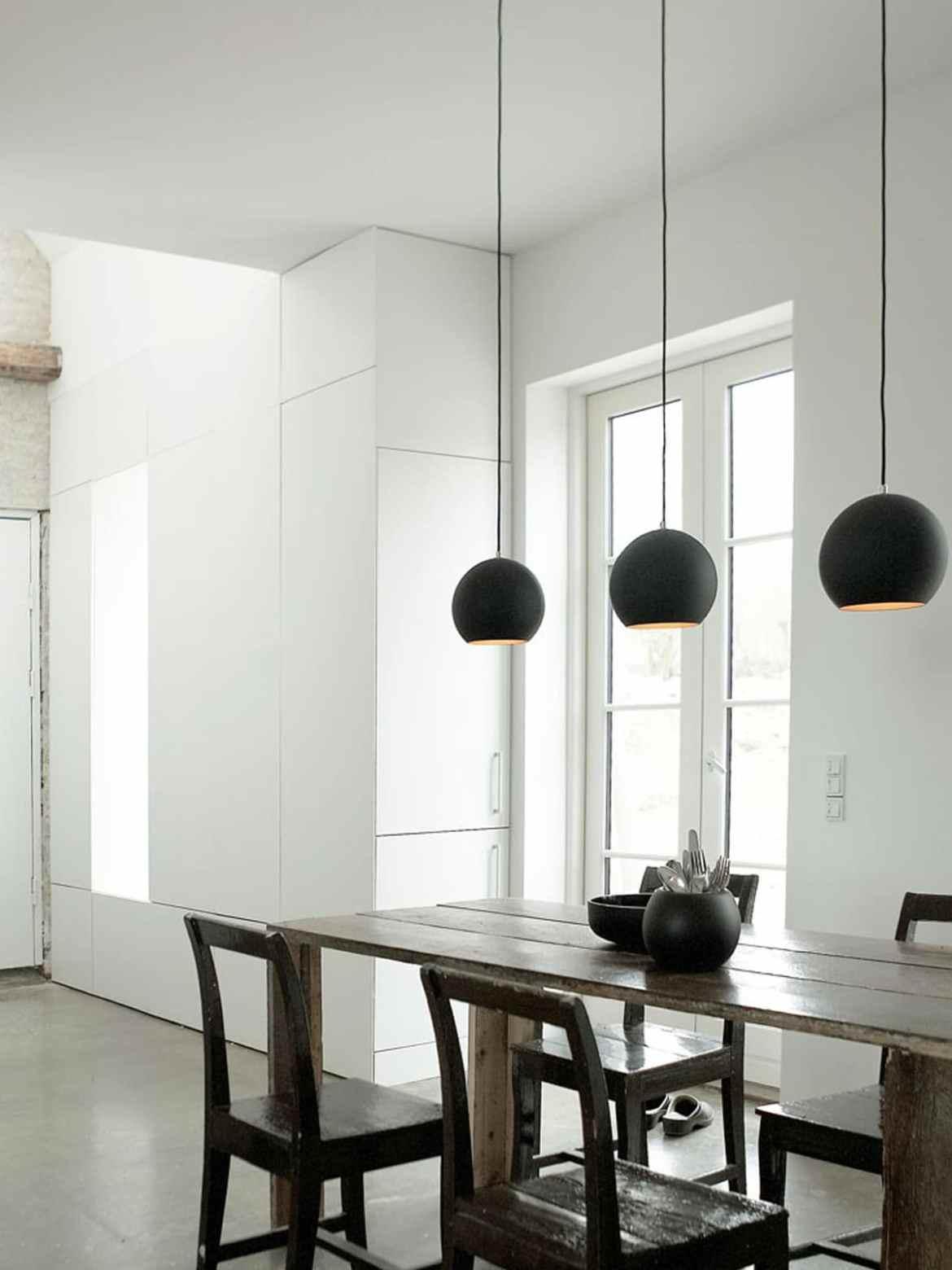 moderne Küchenlampen bei Designort Topan von andtradition
