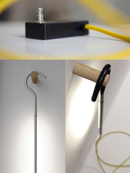Stehlampe Bodenlampe Lehnlampe