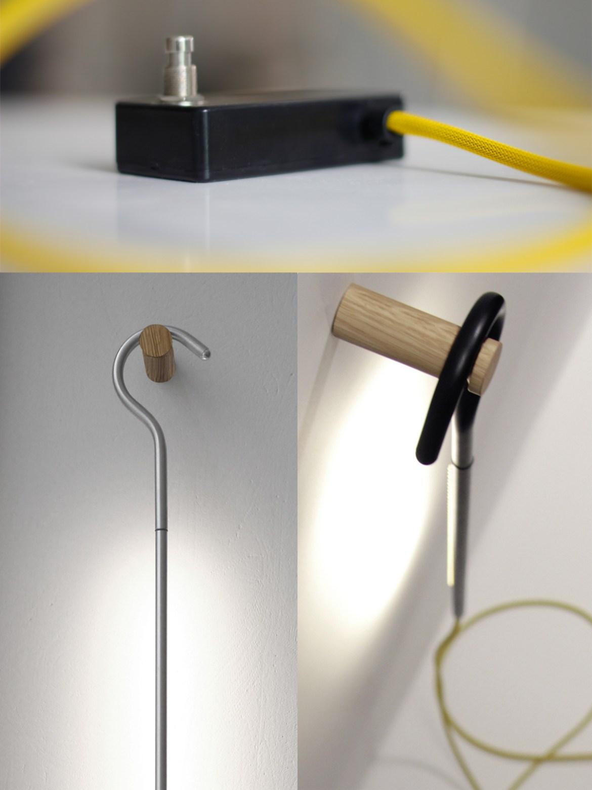 DesignOrt Blog: Deutsche Designerleuchten Teil 2 Stehlampe Bodenlampe Lehnlampe