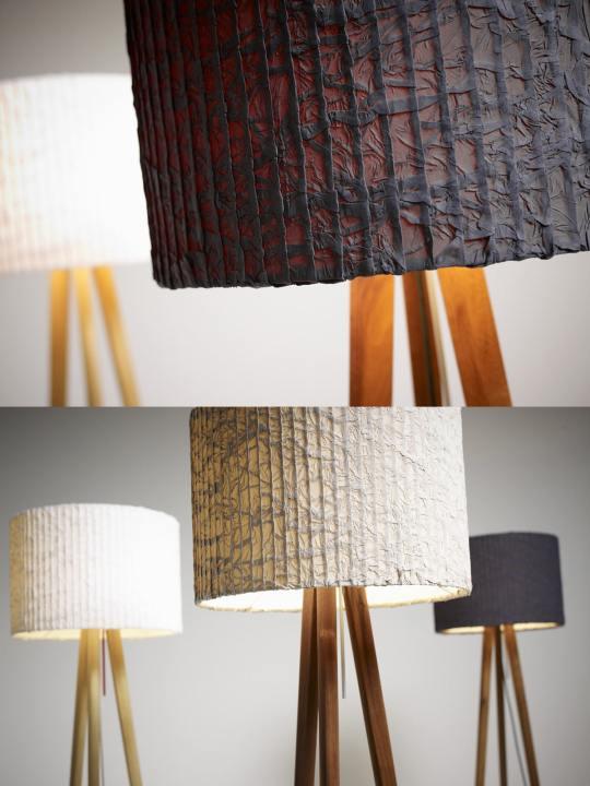 Sten Cloud mit Stoff der den Red Dot Design Award gewann Domus Licht