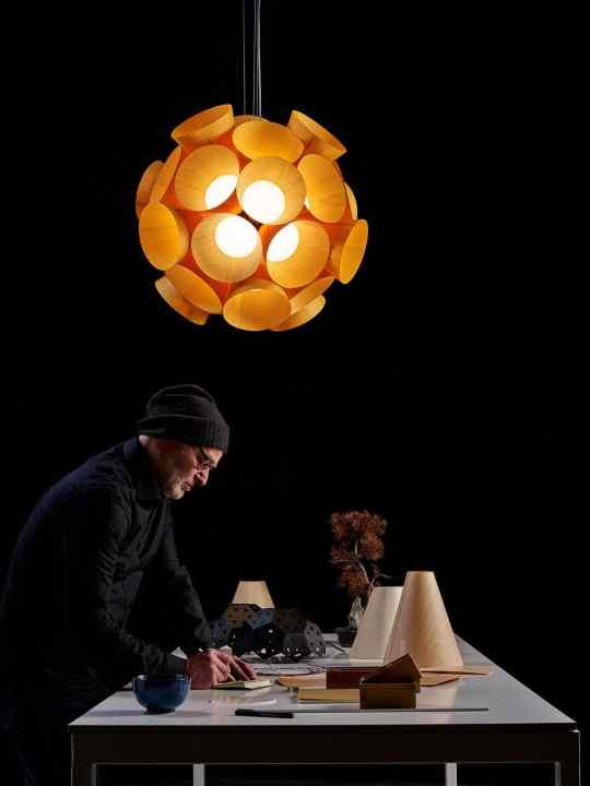 Designlampe LZF Dandelion