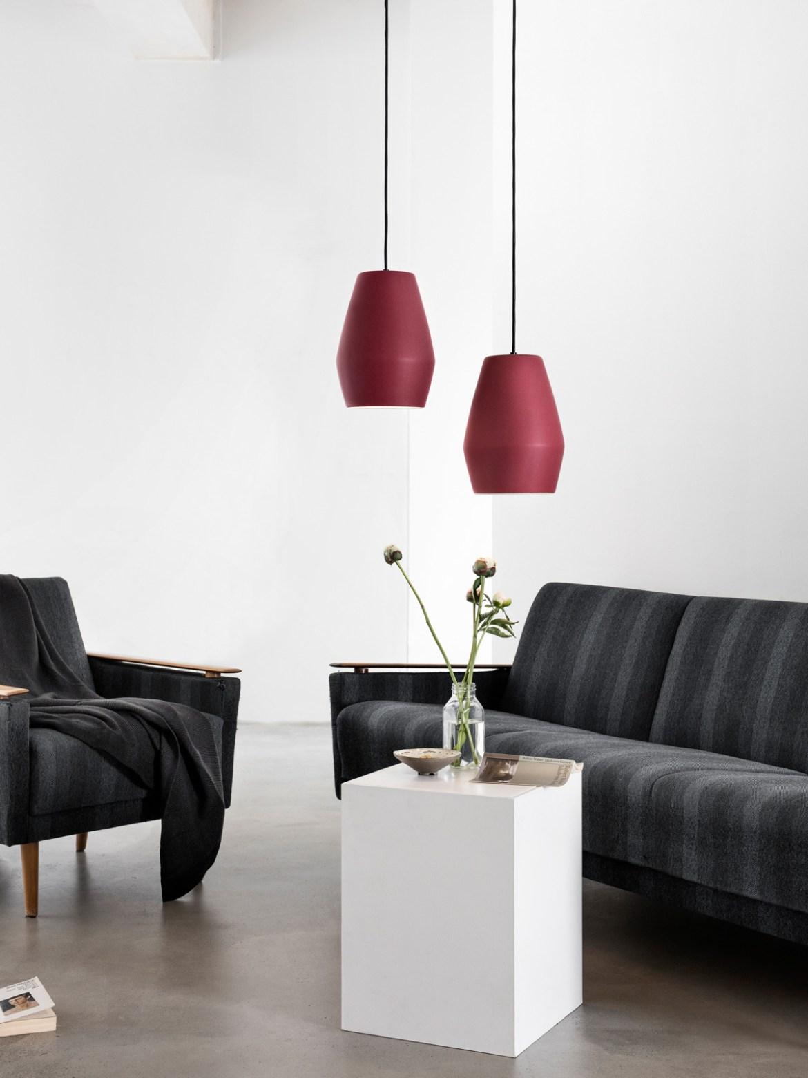 DesignOrt Blog: Trend: Pendelleuchten tief hängen Bell von Northern Lighting