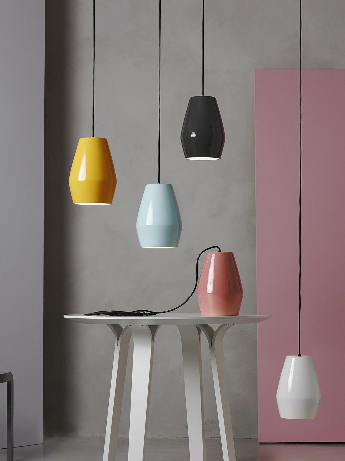 Belle Pendelleuchte In Fünf Farben Nice Ideas