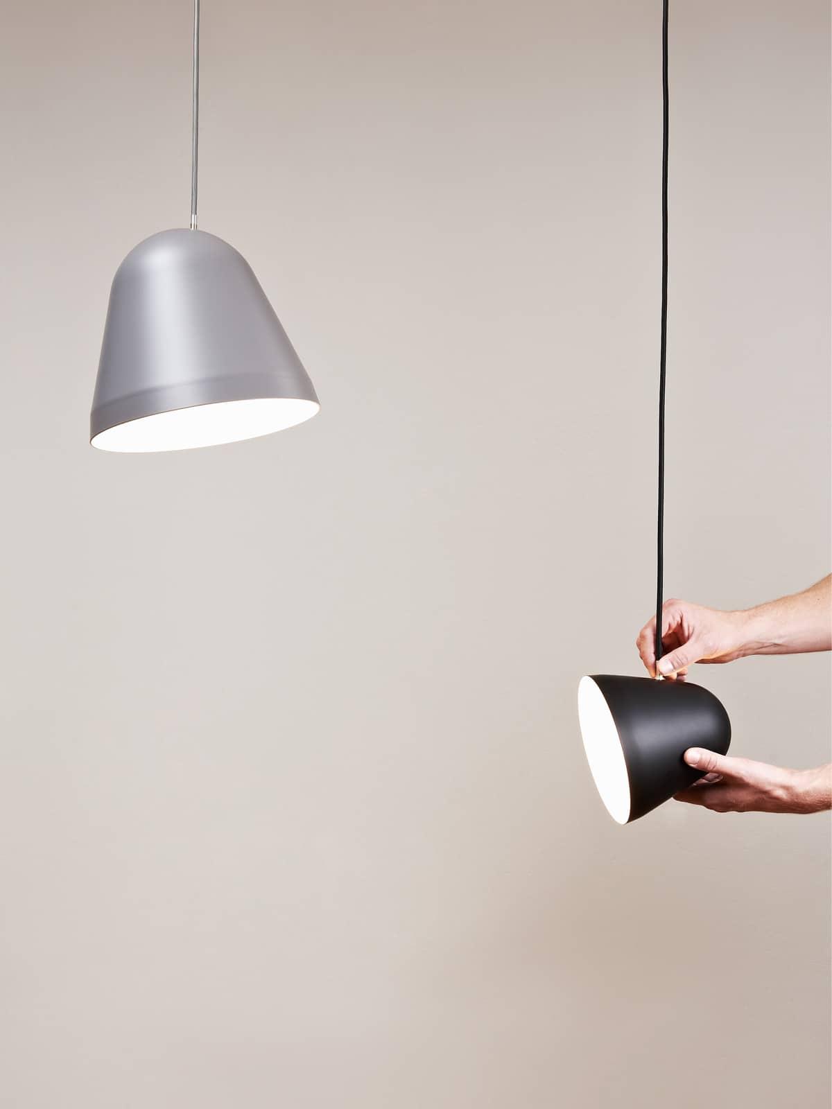 Verzauberkunst Designer Wandleuchten Beste Wahl Hängeleuchten Nyta Tilt In Verschiedenen Größen Und