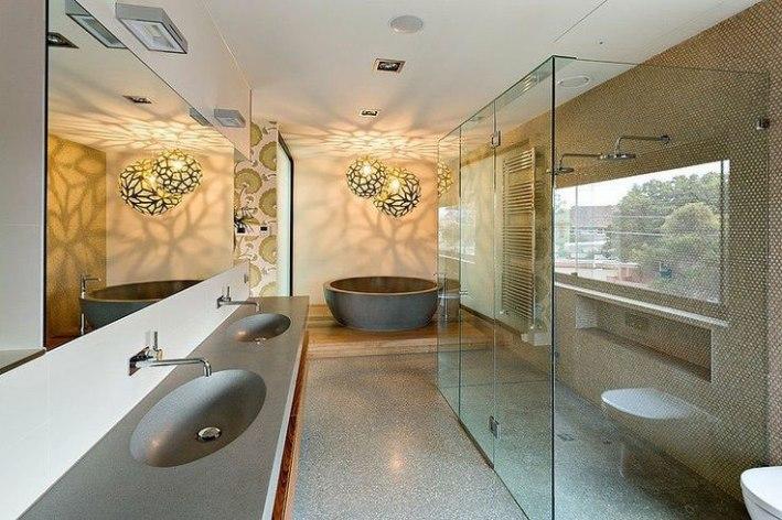 Badezimmerbeleuchtung von David Trubridge Design