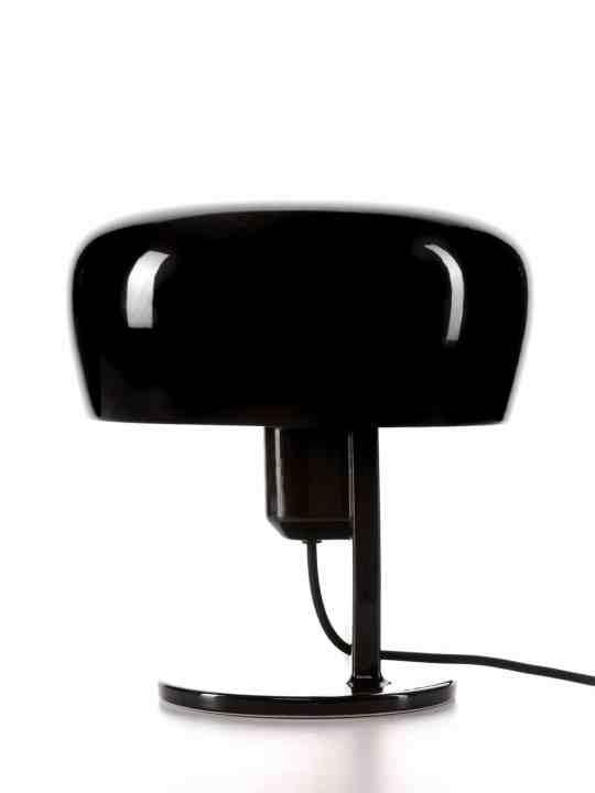 Formagenda Coppola Schwarz Tischlampe