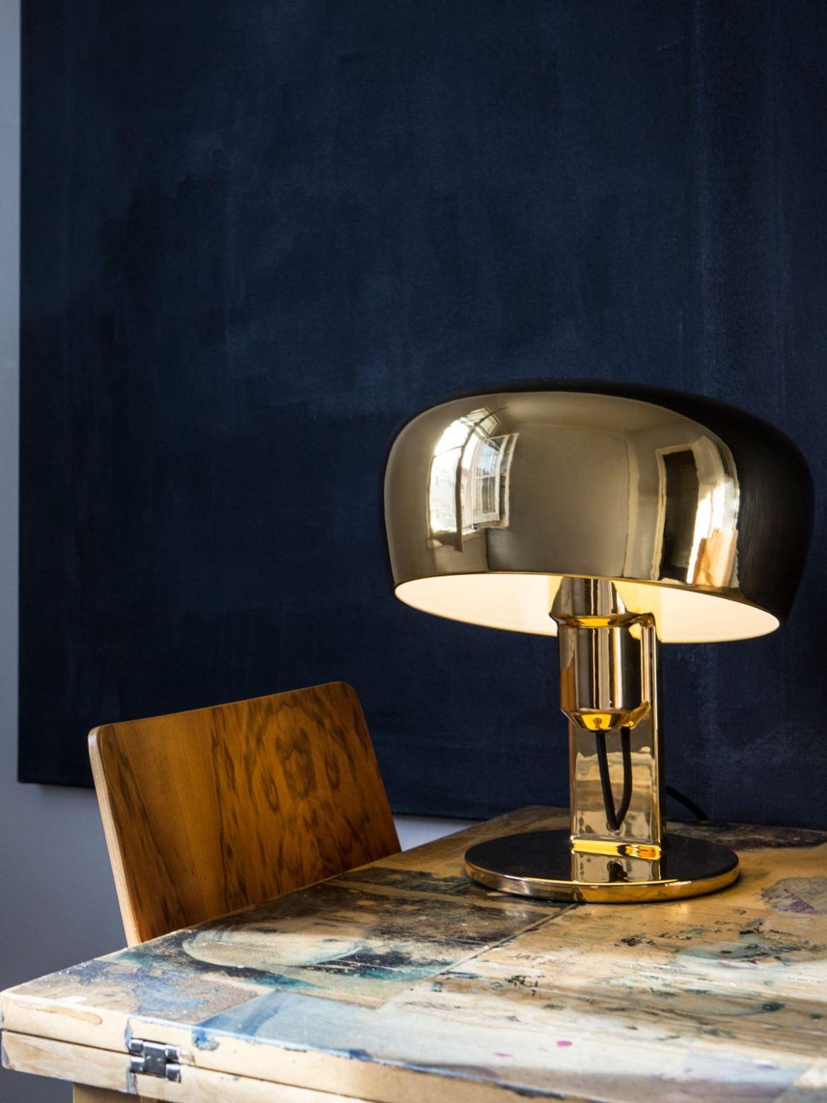 Goldene Designerleuchten Coppola von Formagenda online kaufen DesignOrt Berlin