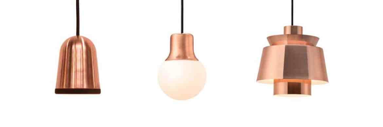K Wie Leuchten Aus Kupfer Lampen Leuchten Designerleuchten Online