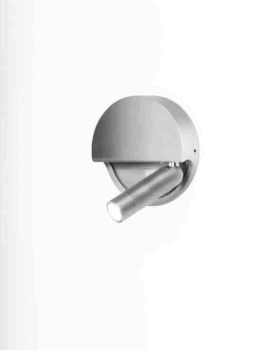 LED Tube R rechts in Aluminium
