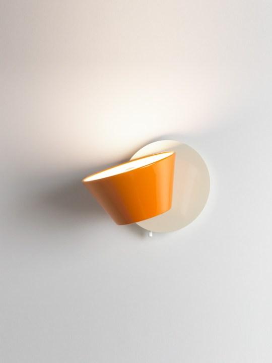 Tam Tam A in Orange