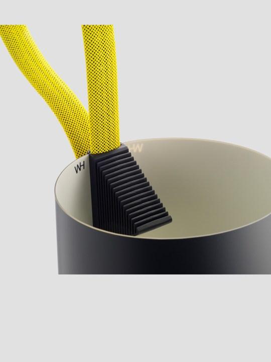 Rope Trick gelb Detail