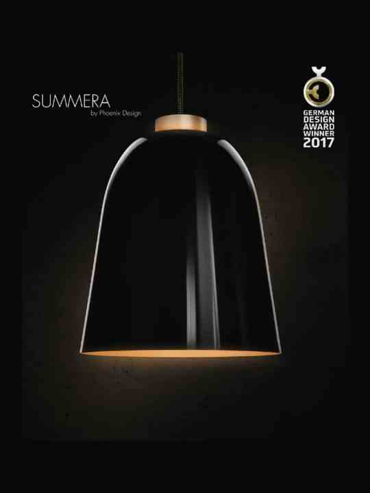 Pendelleuchte SUmmera German Design Award
