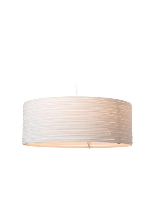 Graypants, drum Scraplights frame white