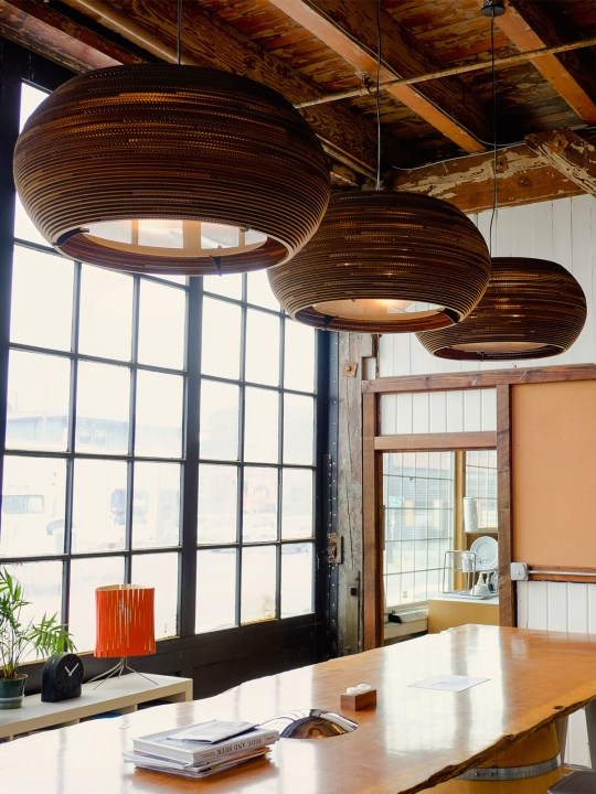 Deko Idee ohio scraplights frame natural