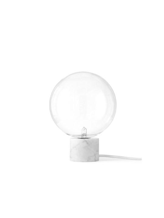 Marmor Tischleuchte Marble Light online kaufen DesignOrt Berlin