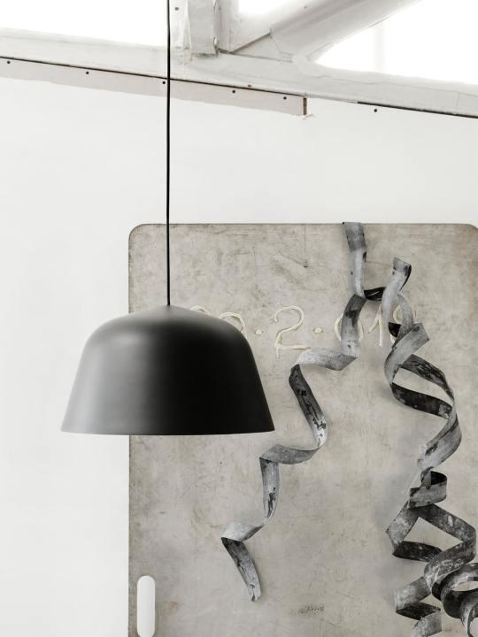 Pendelleuchte Ambit muuto DesignOrt Berlin