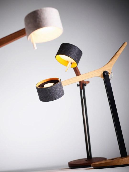 Tischlampen Fritz von Domus Onlineshop DesignOrt