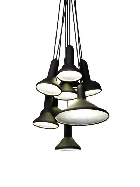 Torch Light S10 Bunch Established and Sons bei DesignOrt