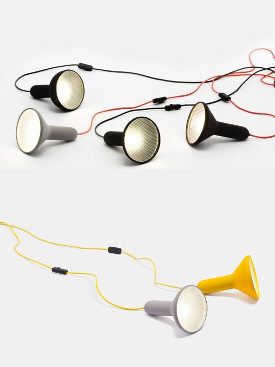 Designerleuchten online kaufen Torch Light T1
